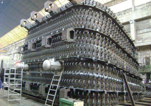 Cone de Aspiração de Turbina