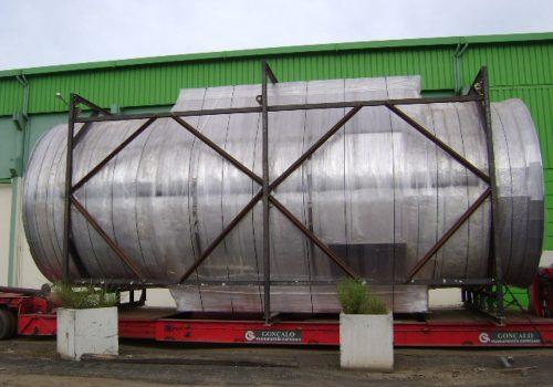 Chamine para central Termica . Nova Caledonia . Ferbek . 2010