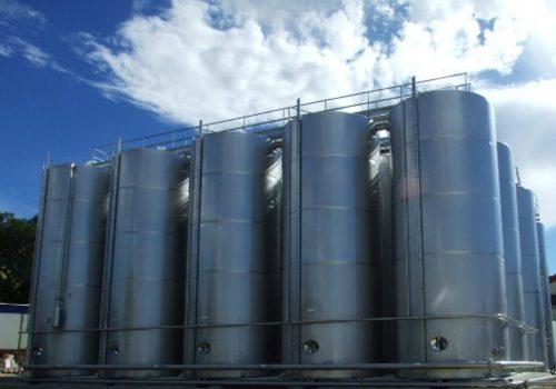 Depósito e Armazenamento de Água 50.000L - Chumacero. 2009