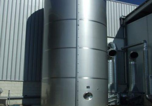 Depósito e armazenamento-60.000L Industria Alimentar - Alcino Nunes. Bragança.2009