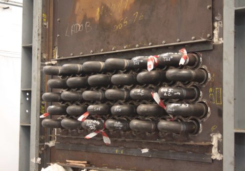 Bobinas para Industria Petroquímica