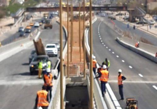 Vigas para fabrico de pontes. Matiere. 2019-2020