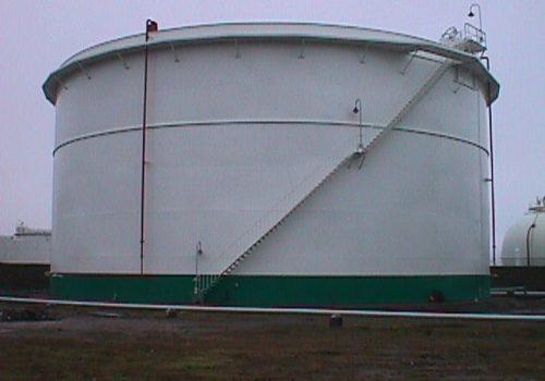 Tanque armazenagem - Petrogal