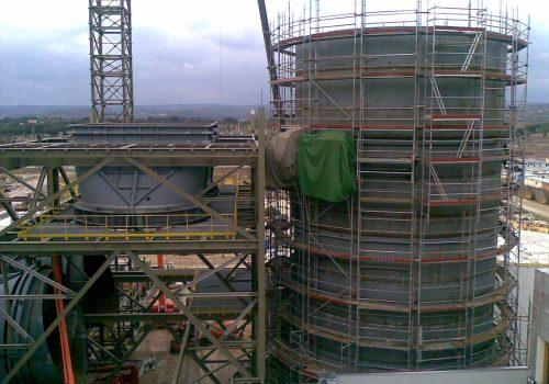 Tanque em ligas de Aço (Carbono+Niquel) -Pego-Alstom - 2005