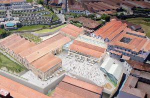 World Of Wine - Ferreira Building Power / in evasões.pt